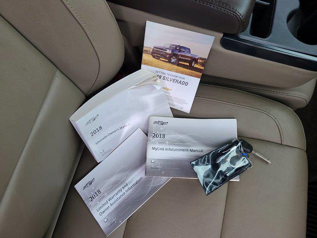 2018 Chevrolet Silverado 1500 Double Cab 4x4, Pickup #M45574A - photo 80