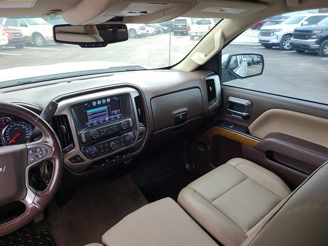 2018 Chevrolet Silverado 1500 Double Cab 4x4, Pickup #M45574A - photo 25