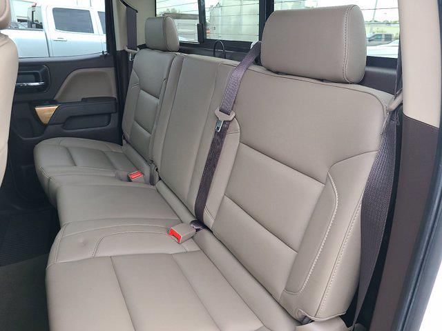 2018 Chevrolet Silverado 1500 Double Cab 4x4, Pickup #M45574A - photo 51