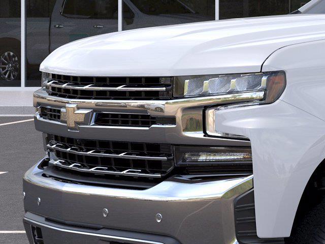 2021 Chevrolet Silverado 1500 Crew Cab 4x2, Pickup #M45592 - photo 11