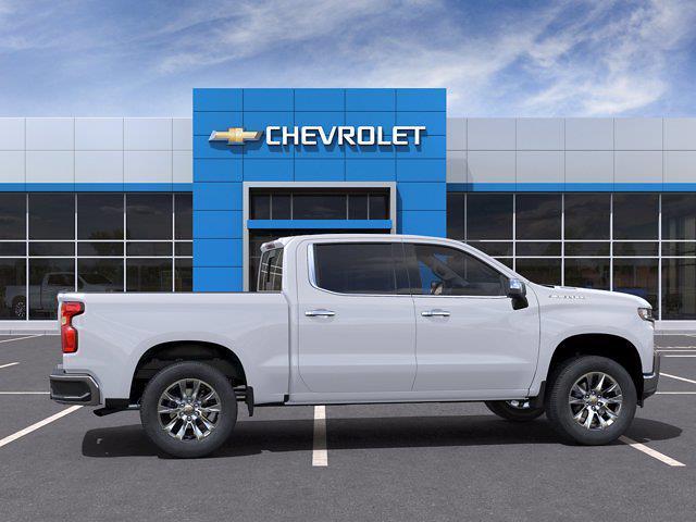 2021 Chevrolet Silverado 1500 Crew Cab 4x2, Pickup #M45592 - photo 5