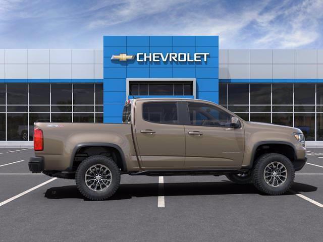 2021 Chevrolet Colorado Crew Cab 4x4, Pickup #M46496 - photo 5