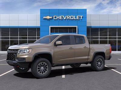 2021 Chevrolet Colorado Crew Cab 4x4, Pickup #M46496 - photo 3
