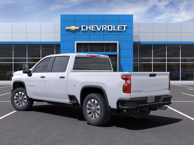 2021 Chevrolet Silverado 2500 Crew Cab 4x4, Pickup #M49775 - photo 4