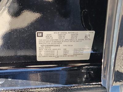2015 GMC Sierra 2500 Crew Cab 4x4, Pickup #M51752A - photo 85