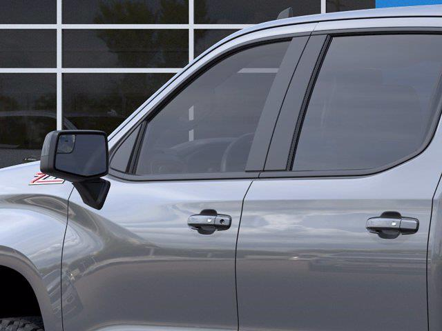2021 Chevrolet Silverado 1500 Crew Cab 4x4, Pickup #M51970 - photo 10