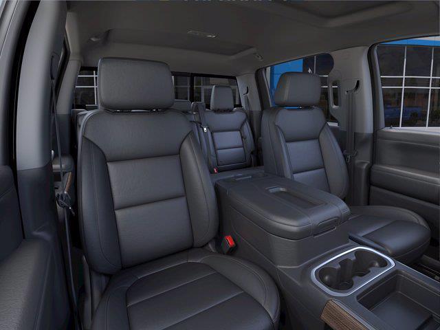 2021 Chevrolet Silverado 1500 Crew Cab 4x4, Pickup #M51970 - photo 13