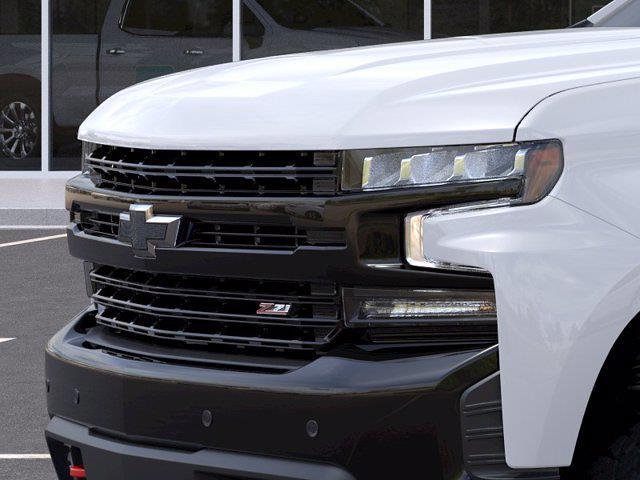 2021 Chevrolet Silverado 1500 Crew Cab 4x4, Pickup #M53032 - photo 11