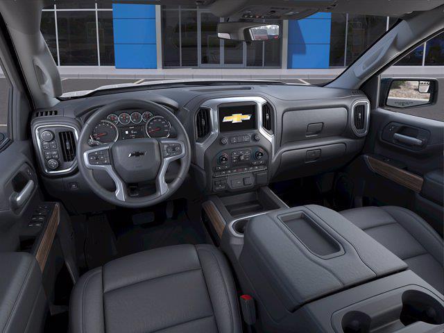 2021 Chevrolet Silverado 1500 Crew Cab 4x4, Pickup #M53032 - photo 12