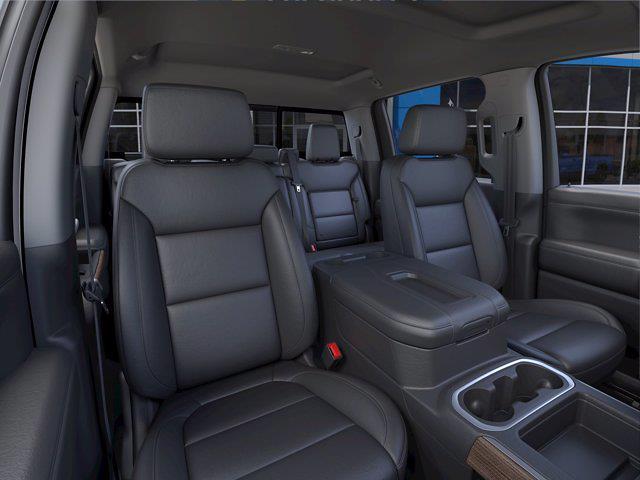 2021 Chevrolet Silverado 1500 Crew Cab 4x4, Pickup #M53032 - photo 13