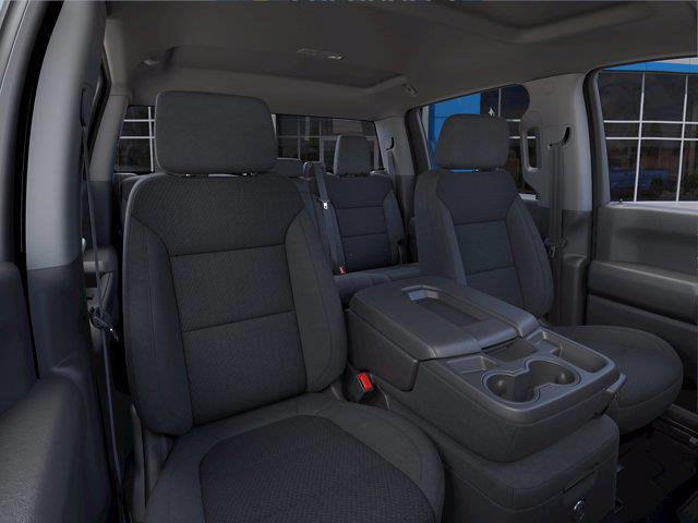 2021 Chevrolet Silverado 1500 Crew Cab 4x4, Pickup #M53100 - photo 13