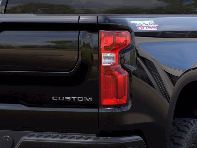 2021 Chevrolet Silverado 1500 Crew Cab 4x4, Pickup #M53100 - photo 9