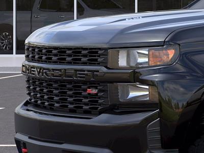 2021 Chevrolet Silverado 1500 Crew Cab 4x4, Pickup #M53100 - photo 11