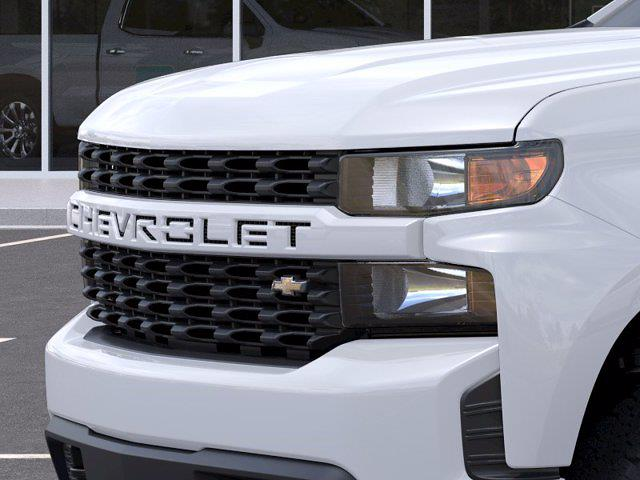 2021 Chevrolet Silverado 1500 Crew Cab 4x2, Pickup #M53644 - photo 11