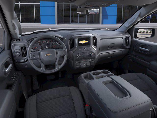 2021 Chevrolet Silverado 1500 Crew Cab 4x2, Pickup #M53644 - photo 12