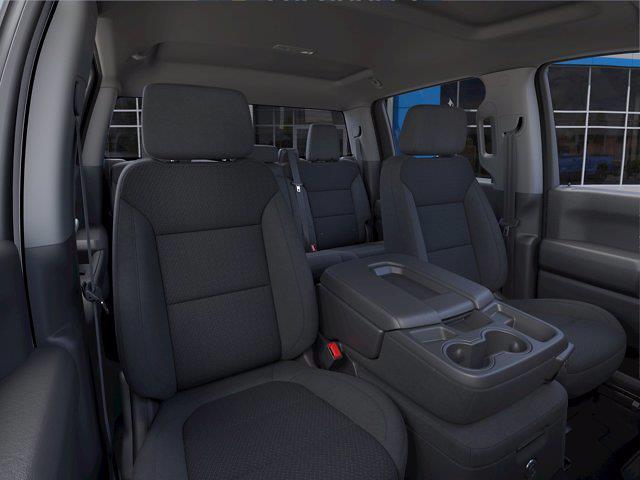 2021 Chevrolet Silverado 1500 Crew Cab 4x2, Pickup #M53644 - photo 13
