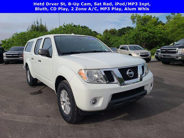 2016 Nissan Frontier Crew Cab 4x2, Pickup #M54147A - photo 4