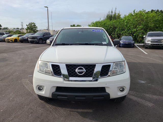 2016 Nissan Frontier Crew Cab 4x2, Pickup #M54147A - photo 6