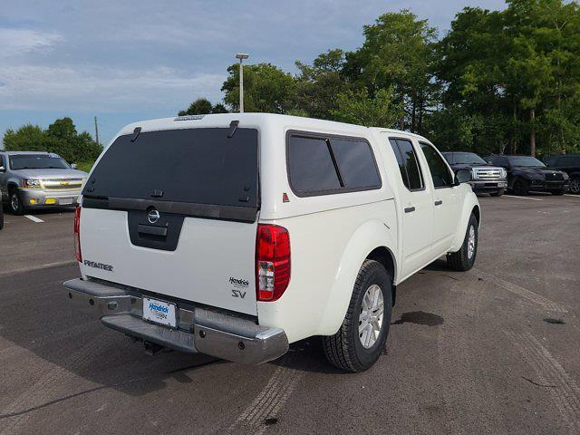 2016 Nissan Frontier Crew Cab 4x2, Pickup #M54147A - photo 2