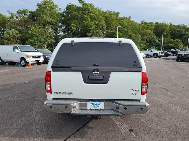 2016 Nissan Frontier Crew Cab 4x2, Pickup #M54147A - photo 8
