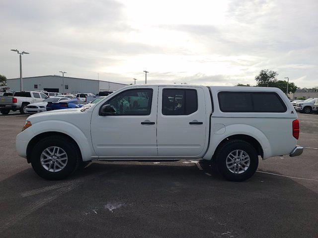 2016 Nissan Frontier Crew Cab 4x2, Pickup #M54147A - photo 9