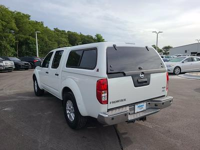 2016 Nissan Frontier Crew Cab 4x2, Pickup #M54147A - photo 7