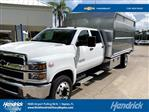 2020 Chevrolet Silverado 6500 Crew Cab DRW 4x2, MC Ventures Chipper Body #M563264 - photo 1