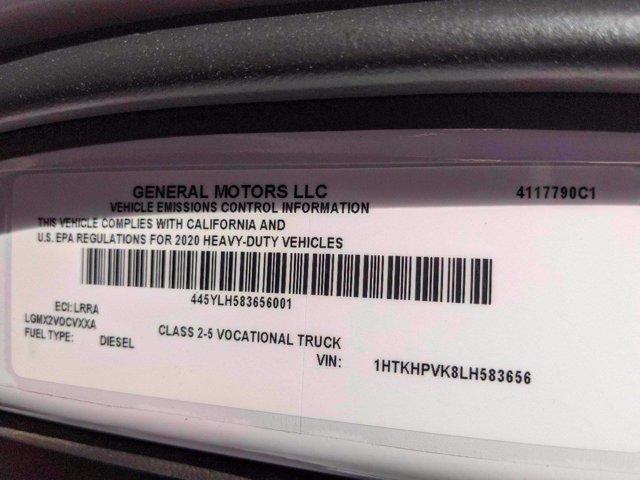 2020 Chevrolet Silverado 4500 Crew Cab DRW 4x2, Knapheide Value-Master X Stake Bed #M583656 - photo 39
