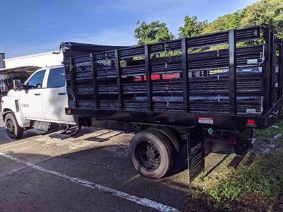 2020 Chevrolet Silverado 4500 Crew Cab DRW 4x2, Knapheide Value-Master X Stake Bed #M583656 - photo 2