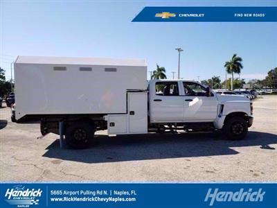 2020 Chevrolet Silverado 6500 Crew Cab DRW 4x2, Knapheide Standard Forestry Chipper Body #M584062 - photo 1
