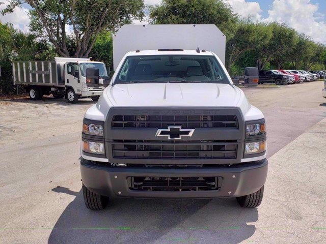2020 Chevrolet Silverado 6500 Crew Cab DRW RWD, Knapheide Standard Forestry Chipper Body #M584063 - photo 9
