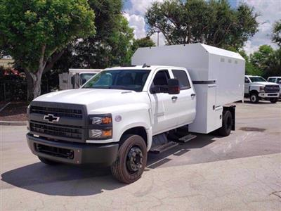 2020 Chevrolet Silverado 6500 Crew Cab DRW RWD, Knapheide Standard Forestry Chipper Body #M584063 - photo 8