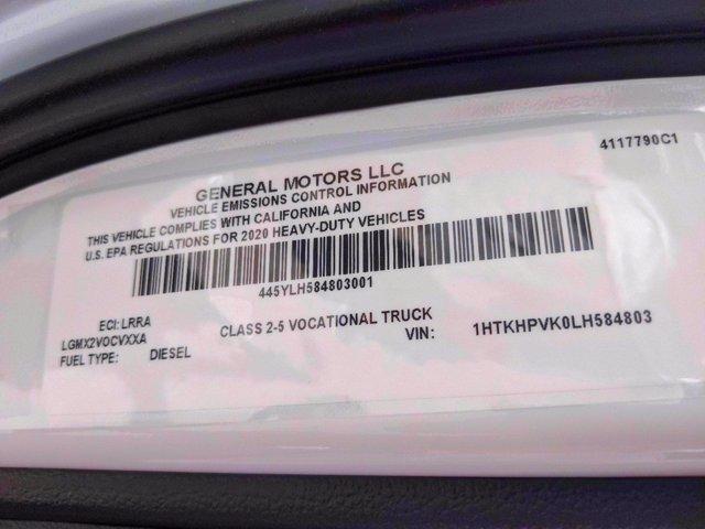 2020 Chevrolet Silverado 5500 Crew Cab DRW 4x2, Knapheide Steel Service Body #M584803 - photo 44