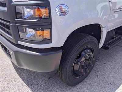 2020 Chevrolet Silverado 5500 Crew Cab DRW 4x2, Knapheide Steel Service Body #M584803 - photo 10