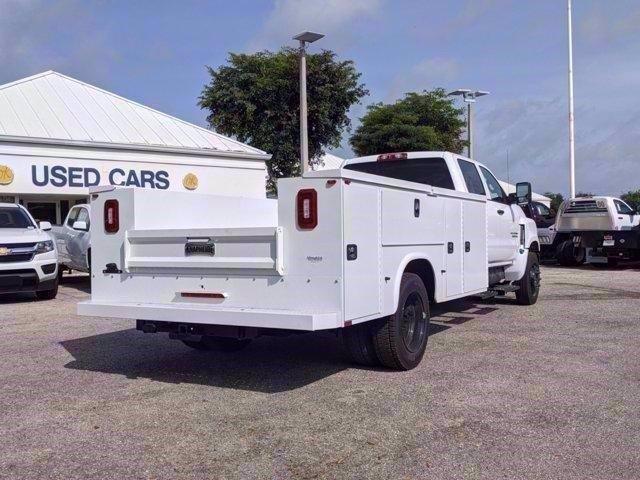 2020 Chevrolet Silverado 5500 Crew Cab DRW 4x2, Knapheide Service Body #M584851 - photo 1