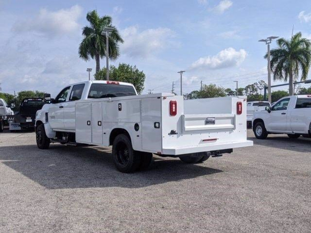 2020 Chevrolet Silverado 5500 Crew Cab DRW 4x2, Knapheide Steel Service Body #M584851 - photo 5
