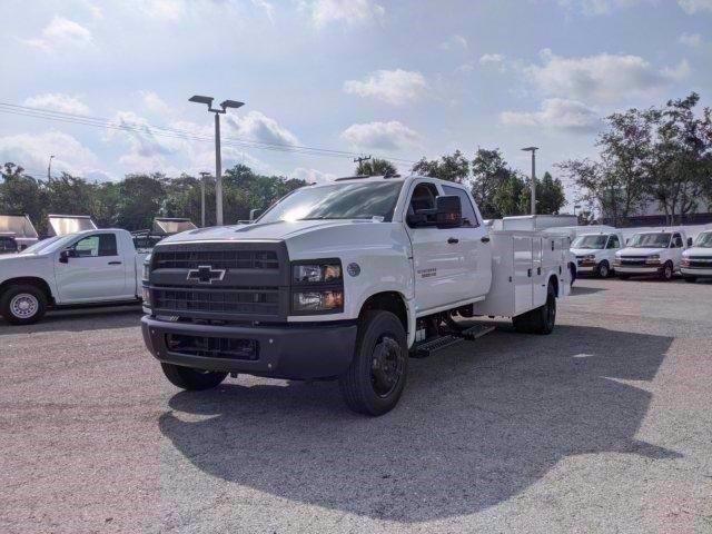 2020 Chevrolet Silverado 5500 Crew Cab DRW 4x2, Knapheide Steel Service Body #M584851 - photo 7