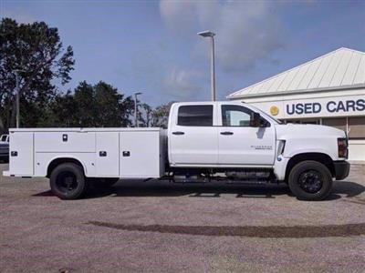 2020 Chevrolet Silverado 5500 Crew Cab DRW 4x2, Knapheide Steel Service Body #M584851 - photo 3