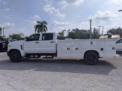 2020 Chevrolet Silverado 5500 Crew Cab DRW 4x2, Knapheide Steel Service Body #M584851 - photo 6