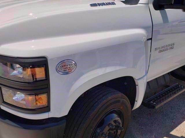 2020 Chevrolet Silverado 5500 Crew Cab DRW 4x2, Knapheide Steel Service Body #M584852 - photo 10