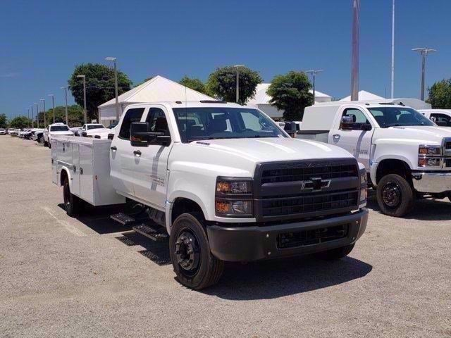 2020 Chevrolet Silverado 5500 Crew Cab DRW 4x2, Knapheide Steel Service Body #M584852 - photo 3