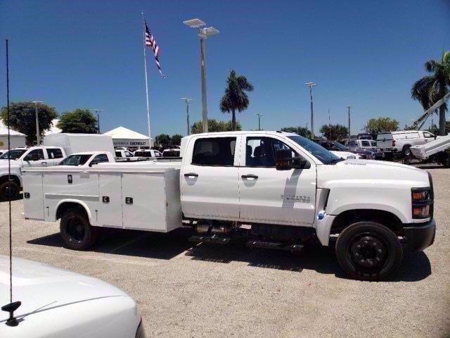 2020 Chevrolet Silverado 5500 Crew Cab DRW 4x2, Knapheide Steel Service Body #M584852 - photo 4