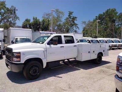 2020 Chevrolet Silverado 5500 Crew Cab DRW 4x2, Knapheide Steel Service Body #M584852 - photo 7