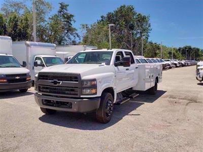 2020 Chevrolet Silverado 5500 Crew Cab DRW 4x2, Knapheide Steel Service Body #M584852 - photo 8