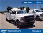 2020 Chevrolet Silverado 5500 Crew Cab DRW 4x2, Knapheide Steel Service Body #M584852 - photo 1