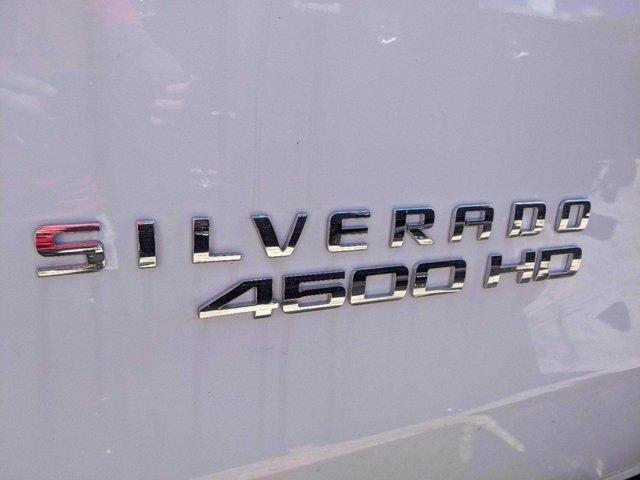 2020 Chevrolet Silverado 4500 Regular Cab DRW 4x2, Knapheide Drop Side Dump Body #M592443 - photo 11