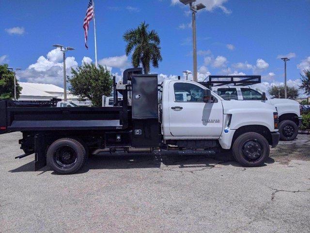 2020 Chevrolet Silverado 4500 Regular Cab DRW 4x2, Knapheide Drop Side Dump Body #M592443 - photo 4