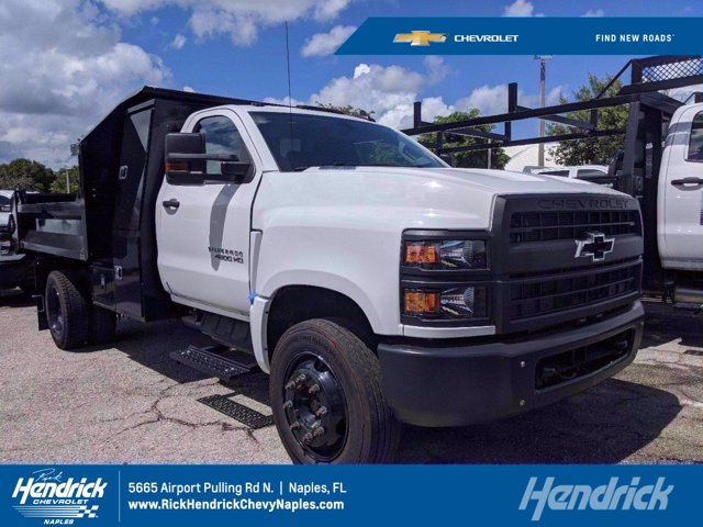 2020 Chevrolet Silverado 4500 Regular Cab DRW 4x2, Knapheide Dump Body #M592443 - photo 1