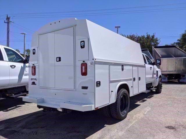 2019 Chevrolet Silverado 5500 Crew Cab DRW RWD, Knapheide Service Body #M599643 - photo 1
