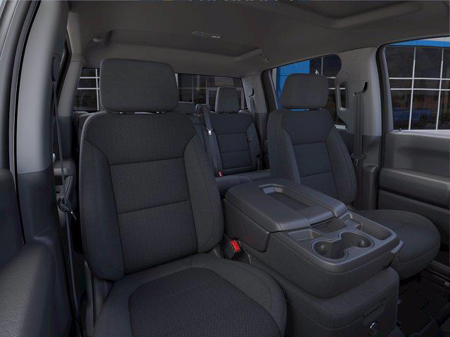 2021 Chevrolet Silverado 1500 Crew Cab 4x4, Pickup #M60435 - photo 13